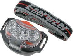 Linterna adaptable a casco lenr headlight 3 led energizer - Linternas de cabeza ...